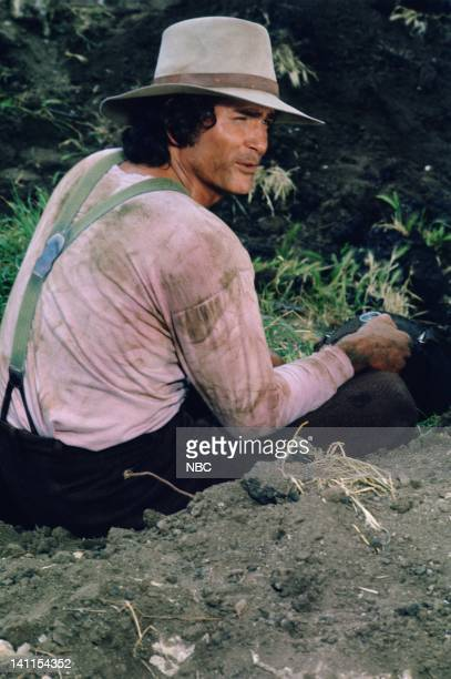 PRAIRIE 'The Richest Man in Walnut Grove' Episode 1 Aired Pictured Michael Landon as Charles Philip Ingalls Photo by NBCU Photo Bank