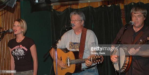 The Richie Furay Band during Richie Furay of Poco and Buffalo Springfield Sings at the Turning Point Cafe July 29 2006 at Turning Point Cafe in...