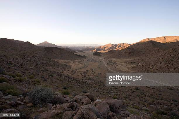 the richtersveld is a remote region which is hot and dry. it has both natural and cultural criteria that makes it unique. northern cape province, south africa - ナマクワランド ストックフォトと画像