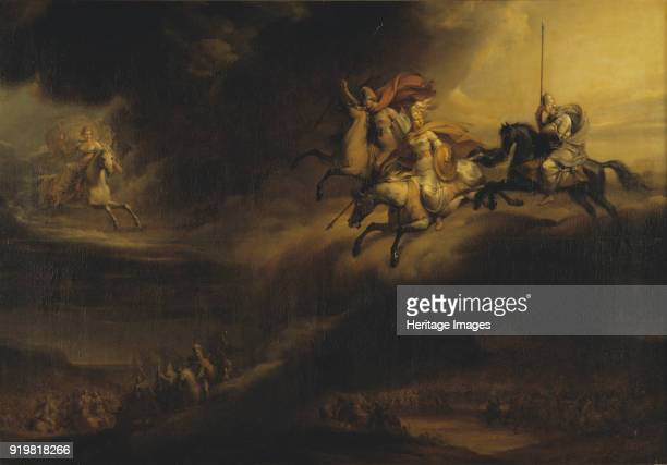 The Ride of the Valkyries Found in the collection of Nationalmuseum Stockholm