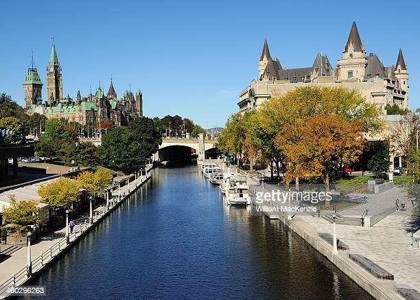 CONTENT] The Rideau Canal was built as a sort of relief valve in case the Americans invaded Canada The canal would ensure continued access to...