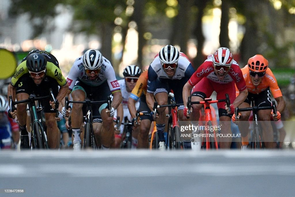 CYCLING-FRA-TDF2020-STAGE14 : News Photo