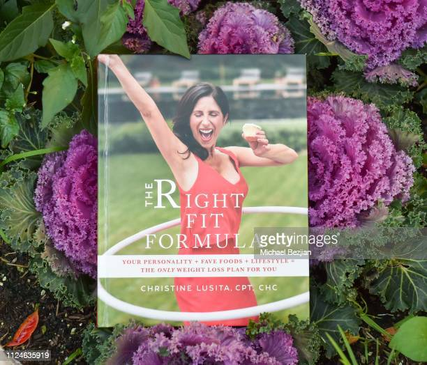 The Right Fit Formula by Christine Lusita at TAP Giveback Day on January 24 2019 in Los Angeles California