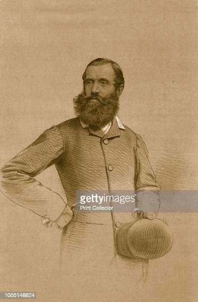 The Right Hon John Poyntz Spencer KG' 1879 John Poyntz Spencer 5th Earl Spencer Liberal politician Lord President of the Council and Lord Lieutenant...