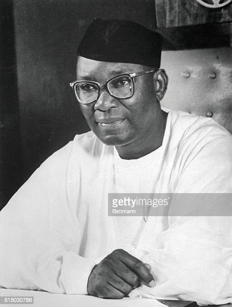 The Right Honorable Dr Nnamdi Azikiwe PC LLD GovernorGeneral of Federation of Nigeria
