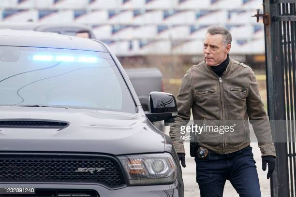 """The Right Thing"""" Episode 815 -- Pictured: Jason Beghe as Hank Voight --"""