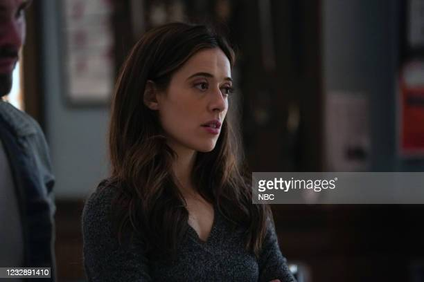 """The Right Thing"""" Episode 815 -- Pictured: Marina Squerciati as Kim Burgess --"""