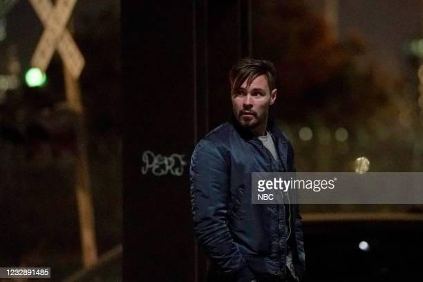 "The Right Thing"" Episode 815 -- Pictured: Patrick John Flueger as Adam Ruzek --"