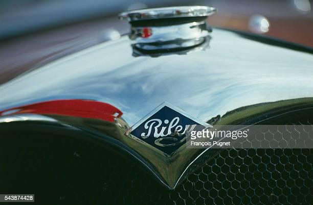 The Riley emblem