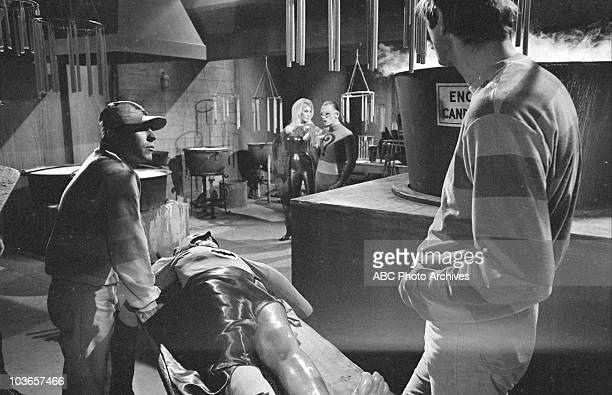 BATMAN The Ring of Wax Airdate March 30 1966 JOEY