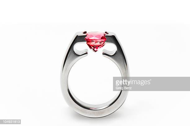 the ring that love built - stone object stock pictures, royalty-free photos & images