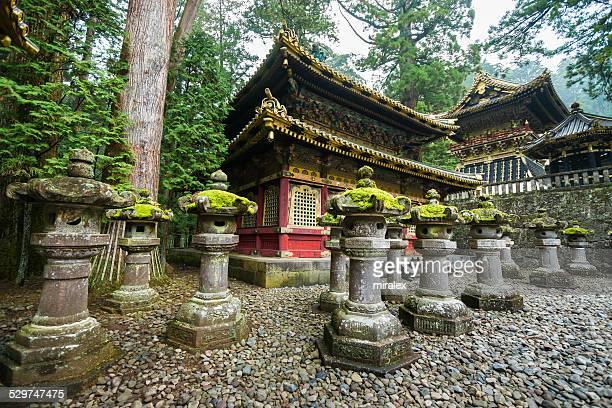 「Rinzo やドラムタワー、日光の東照宮、日本