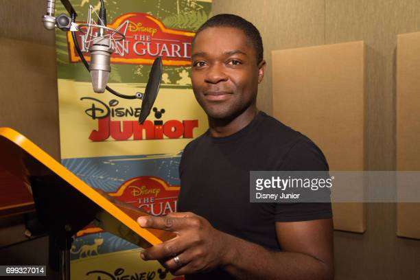 GUARD 'The Rise of Scar' David Oyelowo guest stars as Scar the villainous younger brother to Mufasa in a special extended episode of 'The Lion Guard'...