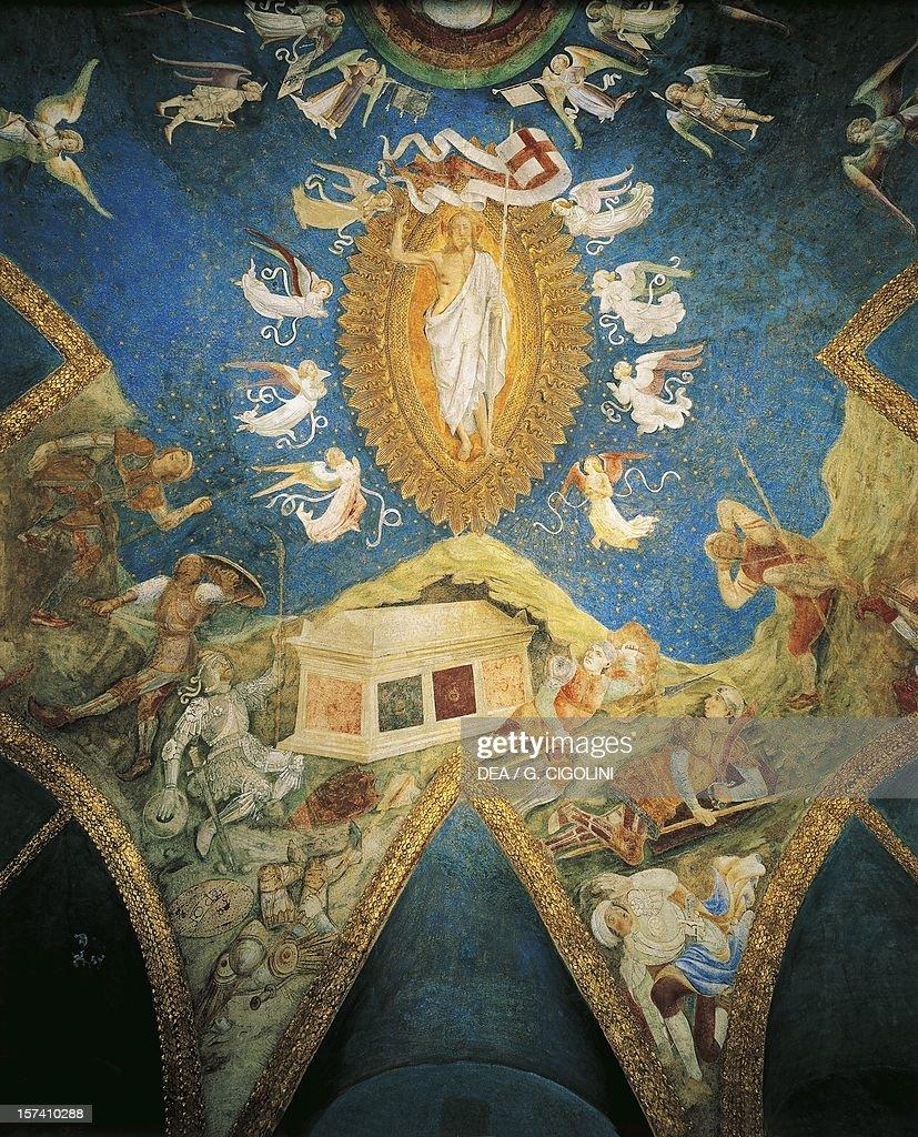 The Risen Christ, 1473 : News Photo