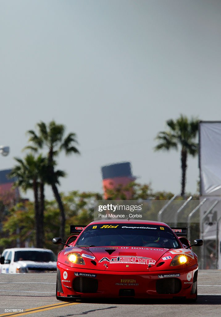 American Le Mans Series - Grand Prix of Long Beach : News Photo