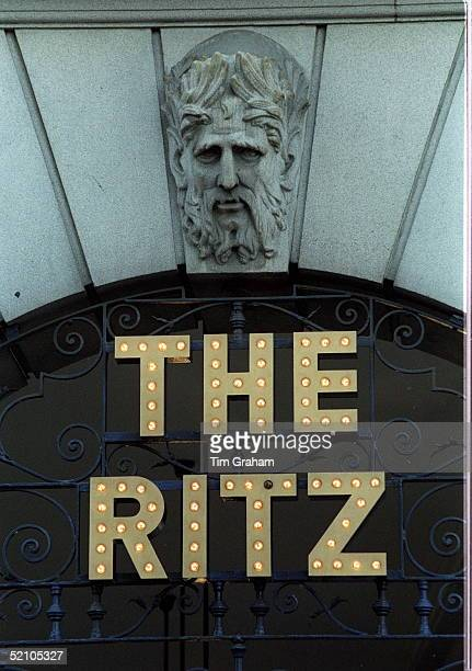 The Ritz Hotel In London - Where Prince Charles Chose To Make His First Public Appearance With Camilla Parker-bowles.