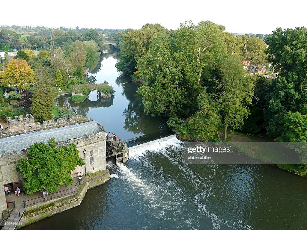 The River Avon : Stock Photo