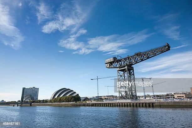 El río Clyde, Glasgow
