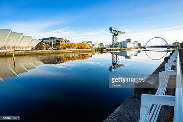 The River Clyde, Glasgow