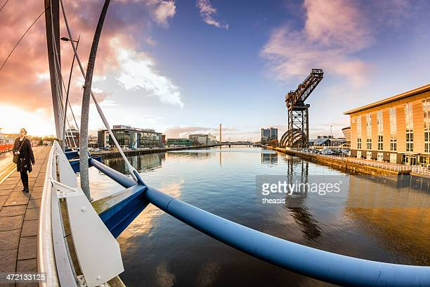 Fluss Clyde, Glasgow