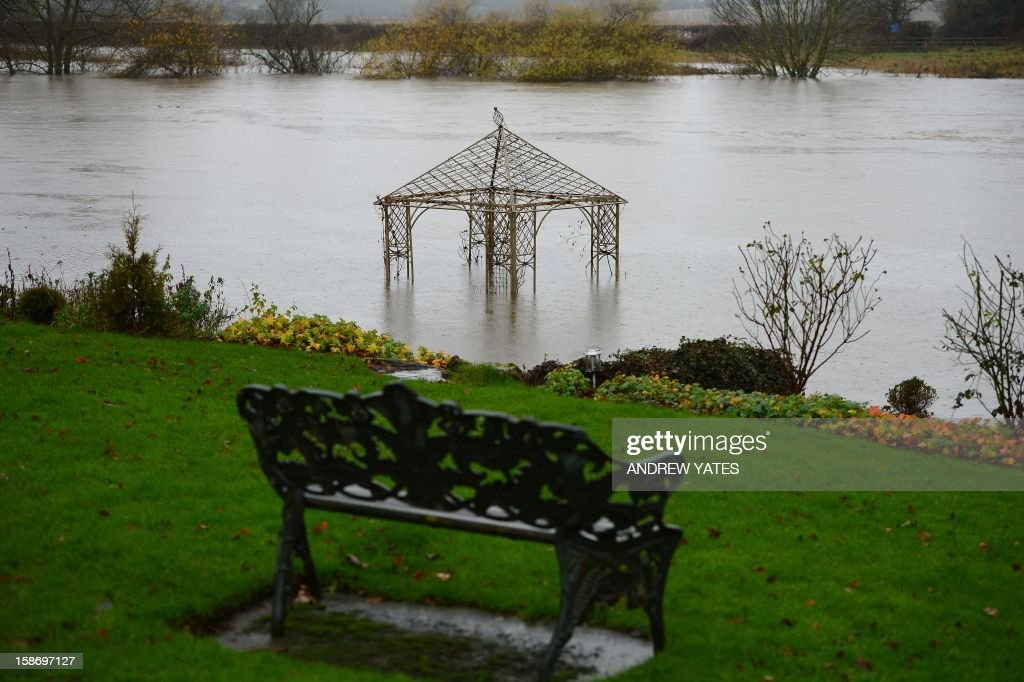 Tremendous The Riverside Garden Of The Mytton And Mermaid Hotel Sits Gmtry Best Dining Table And Chair Ideas Images Gmtryco