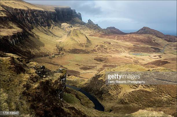 The road across the Quiraing