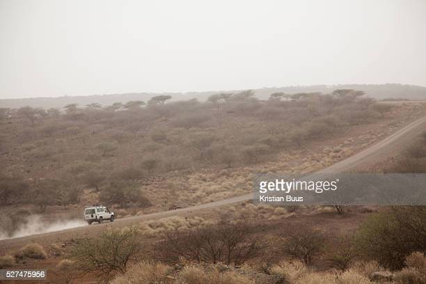 The road from Delafagi to Addis Abeba a journey of up to 12 hours on very bad roads The oldest ever human remains have been found in Afar the remains...