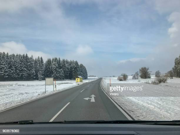 the road journey ii-move forward, austria - vsojoy stock pictures, royalty-free photos & images