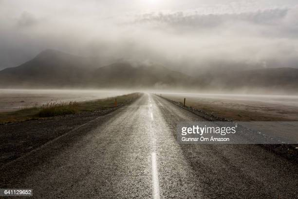 the road - gunnar örn árnason stock pictures, royalty-free photos & images
