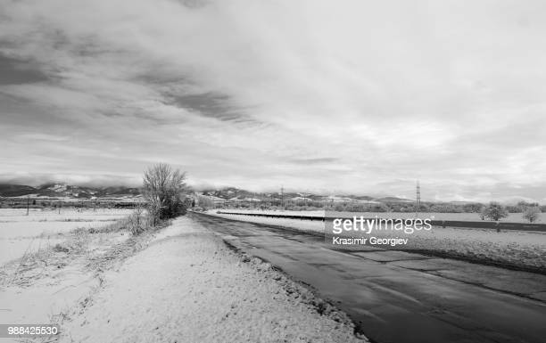the road - krasimir georgiev stock photos and pictures