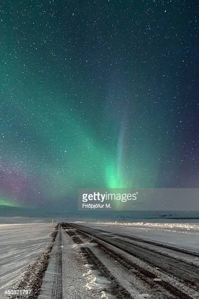 The road to Aurora