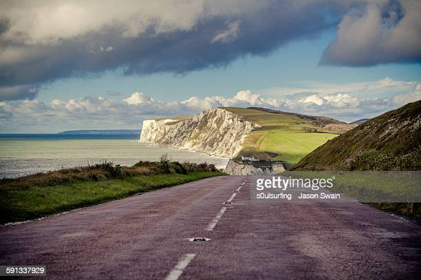 The Road to Freshwater Bay