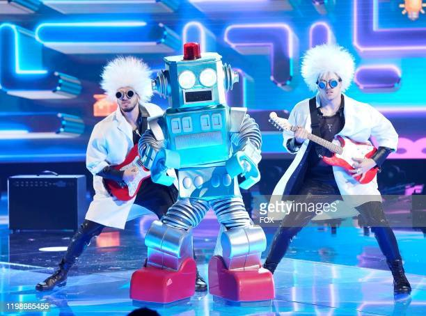 The Robot in the Season Three premiere of THE MASKED SINGER airing Sunday Feb 2 on FOX following SUPER BOWL LIV THE MASKED SINGER will then make its...