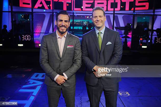 BATTLEBOTS The robot shrapnel will fly in the BattleBox this summer with expert playbyplay analysis from veteran sports broadcaster Chris Rose and...