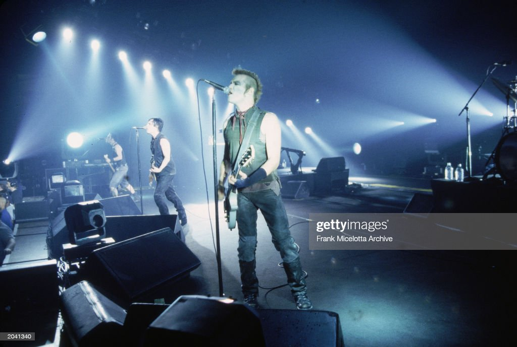 Nine Inch Nails Performs In Concert Pictures | Getty Images