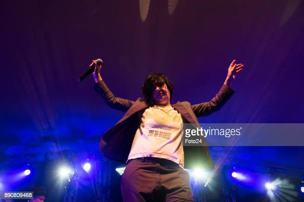 The rock band Texas performs during their Twocity Tour on December 08 2017 in Cape Town South Africa Texas performed all of their hits at the...