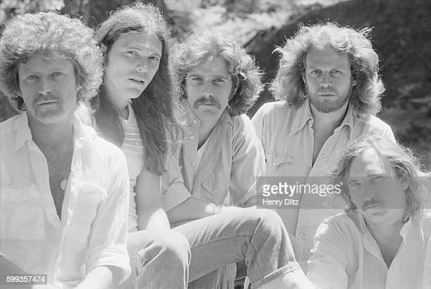 Don Henley Timothy B Schmit Glenn Frey Don Felder and Joe Walsh