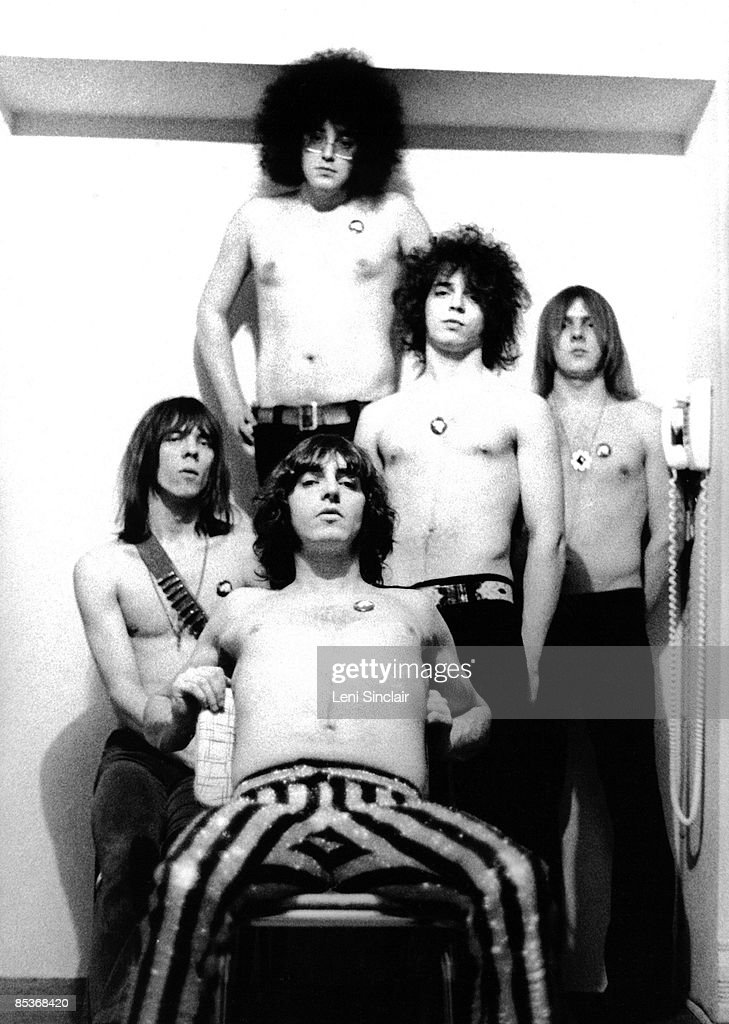 MC 5 Portrait : News Photo