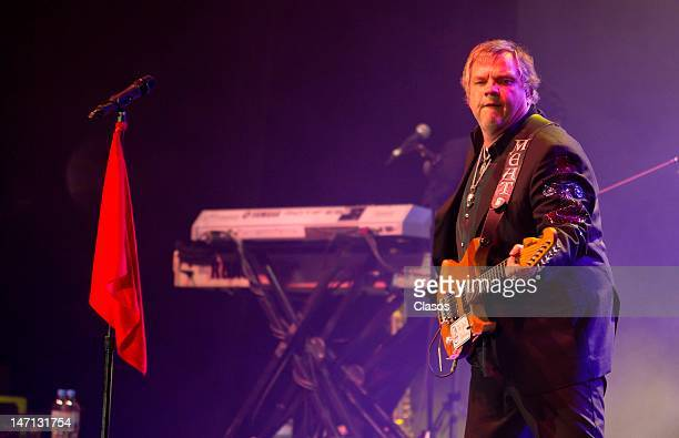 The rock group Meat Loaf perform at the Pepsi Center WTC on June 24 2012 in Mexico City Mexico