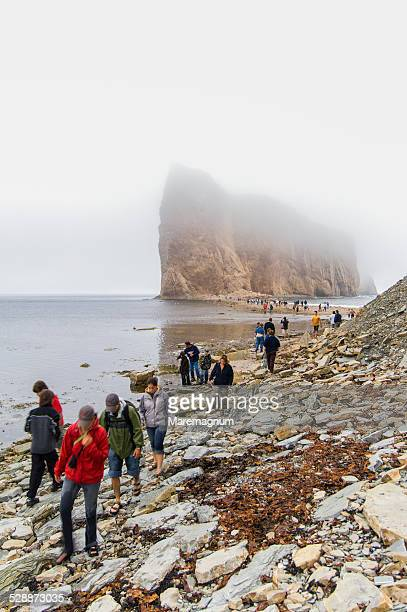 The Rock of Percé