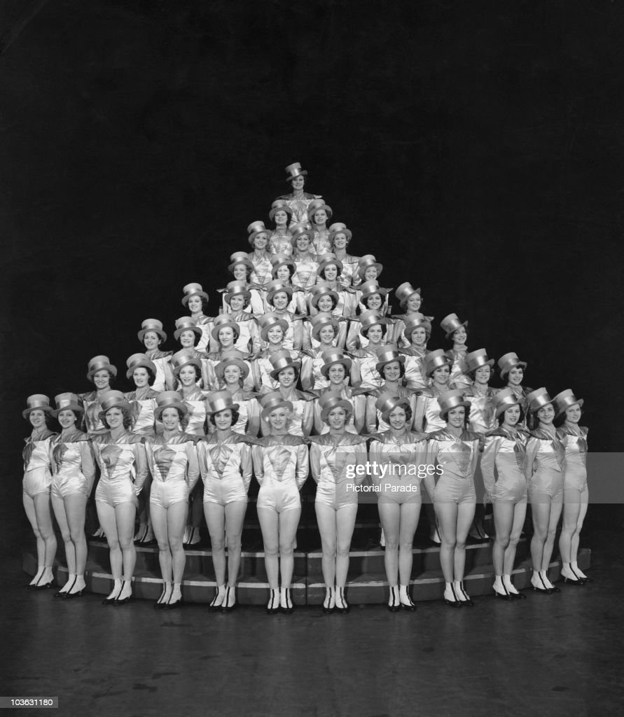 The Rockettes : News Photo