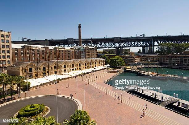 The Rocks, Sydney, New South Wales, Australia, Pacific