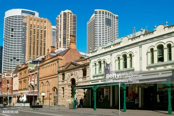 The Rocks, Sydney, New South Wales, Australia
