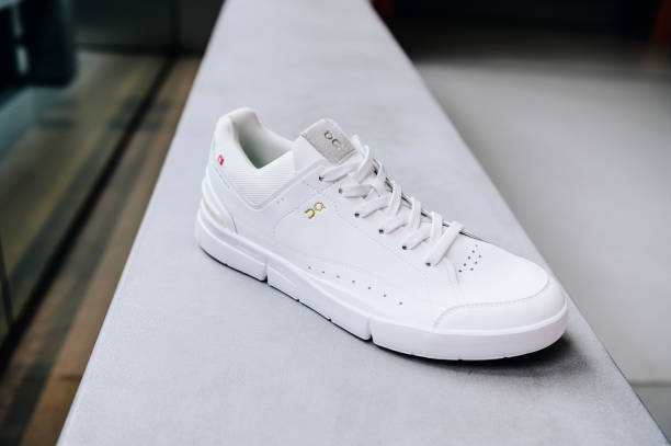 NY: Tiny Swiss Sneaker Brand Has Federer Backing and Big Ambitions