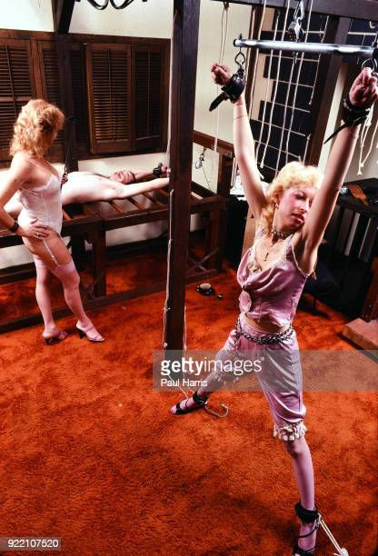 The Roissy and Chateau Churches was a legal torture chamber in West Hollywood where anyone could pay to be tied up tickled and tortured October 8...