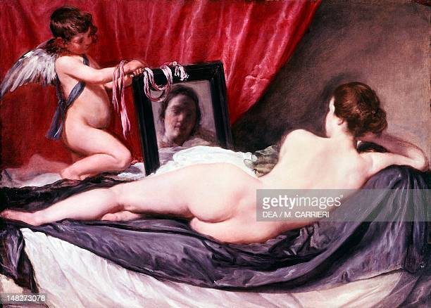 The Rokeby Venus ca 1648 by Diego Velazquez oil on canvas 122x175 cm London National Gallery