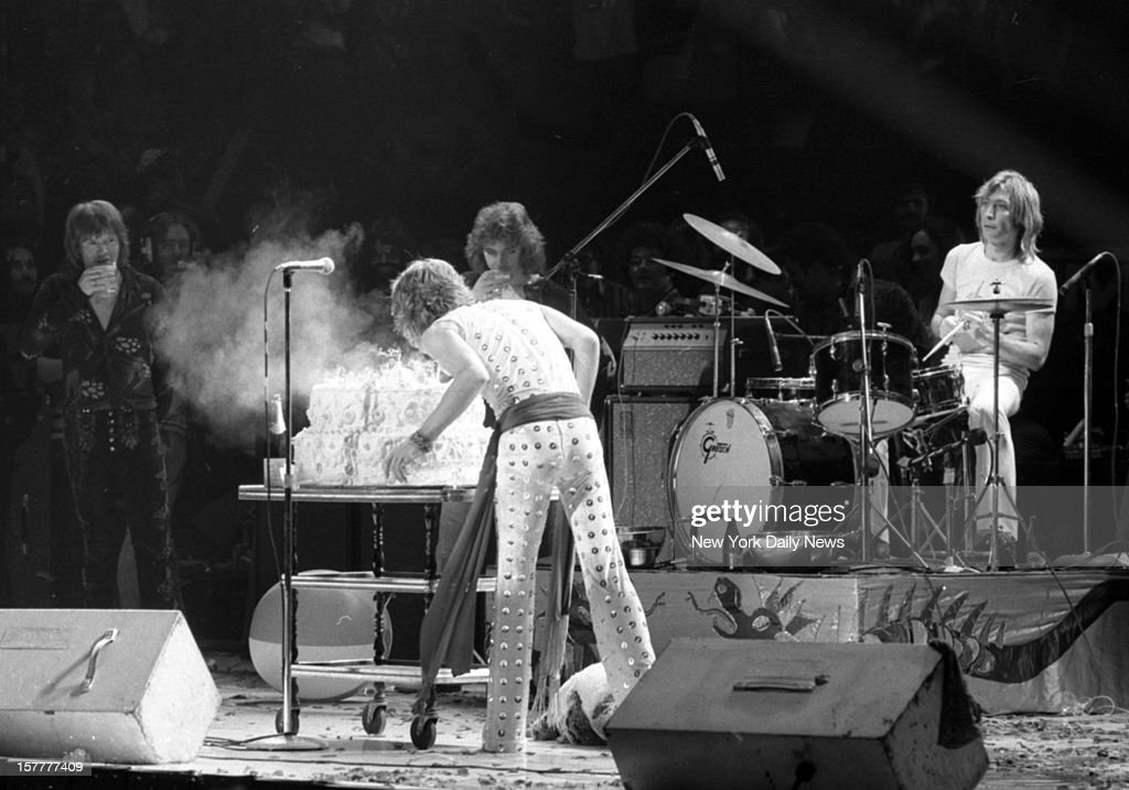 The Rolling Stones American Tour 1972 It's plain to see that