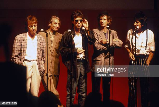 Rolling Stones Steel Wheels Tour