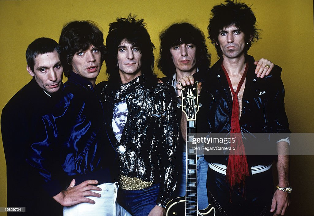 The Rolling Stones, Ken Regan Archive, Portrait Session 1977