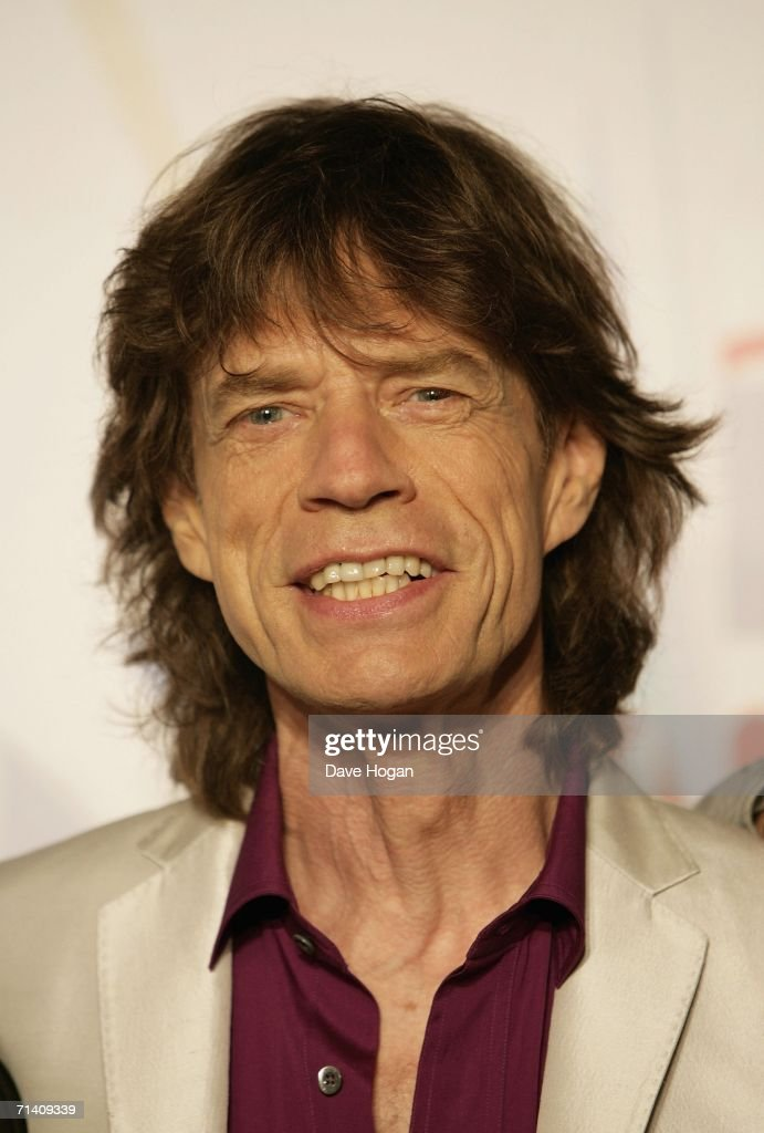 Rolling Stones in Milan- Press Conference